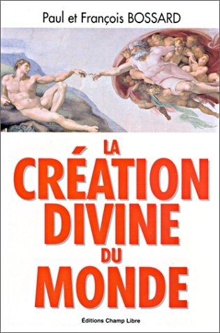 La création divine du monde