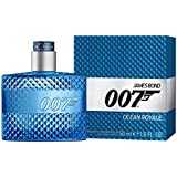 James Bond 007 Ocean Royale Eau de Toilette Natural Spray, 1er Pack (1 x 50 ml)