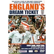 Coverbild: England's Dream Ticket