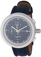 Tectonic 41-6908-99 - Reloj de cuarzo para hombres, color azul de Tectonic