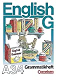 English G, Ausgabe A, Grammatikheft