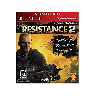 PS3 RESISTANCE 2 (EU) (B00CMAOX36) | Amazon Products