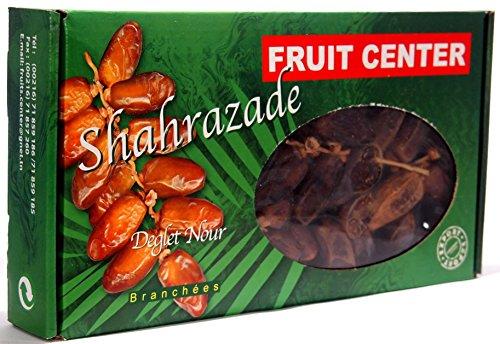 Preisvergleich Produktbild Fruit Center - Deglet Nour Shahrazade Datteln - Tunesien (1000g)
