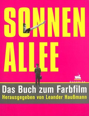 Sonnenallee. par Bernd-Rüdeger Sonnen