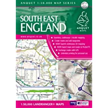 Anquet South East England 1:50000 (PC)
