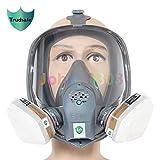 SJL 6800 –Vollgesicht-Atemschutzmaske, zum Schutz beim Sprüh-Lackieren