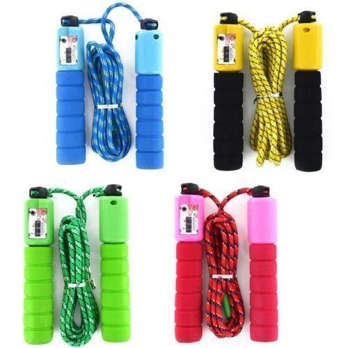 Orange Colour Adjustable – Skipping Ropes