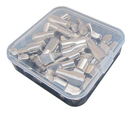 2 x Zelthering Abzieher//Auszieher mit Kunststoff-Griff