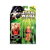 Toy - Hasbro Zutton Snaggletooth Cantina Alien - Star Wars Power of the Jedi Collection