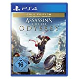 PS4: Assassin's Creed Odyssey - Gold Edition (inkl. Season Pass)