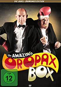 Chaostheater Oropax - The Amäzing Box [4 DVDs]