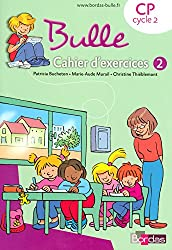 Bulle CP  Cahier d'exercices n°2