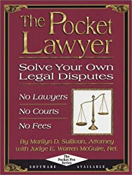 The Pocket Lawyer: Solve Your Own Legal Disputes (Pocket Pro Series)