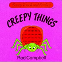 Creepy Things (Scary Touch & Feelies)