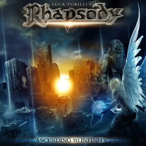Luca Turilli's Rhapsody: Ascending To Infinity (Audio CD)