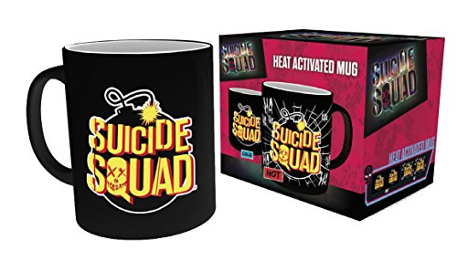 Suicide Squad Heat Change Mug Bomb Calici Tazze