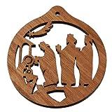 Weihnachtsbaumschmuck Kugel heilige drei Könige AH2282 Christbaumschmuck Baumschmuck Weihnachtsschmuck Geschenk
