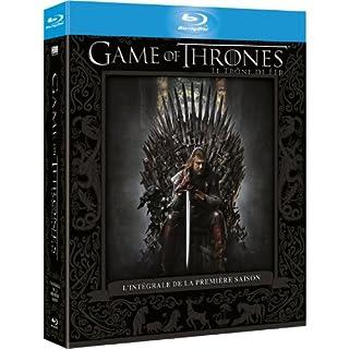 Game of Thrones, saison 1 - coffret 5 Blu-ray (B00605DI6C) | Amazon price tracker / tracking, Amazon price history charts, Amazon price watches, Amazon price drop alerts
