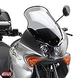 Tourenscheibe Givi für Honda Varadero 125 01-06 rauchgrau