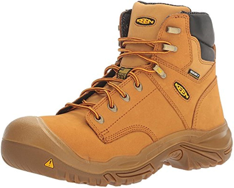 Keen Utility Men'S MT Vernon 6 Waterproof, Trigo, 48 2E EU/14 2E UK