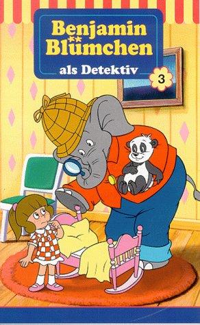 Preisvergleich Produktbild Benjamin Blümchen als Detektiv [VHS]