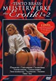 DVD Cover 'Tinto Brass - Meisterwerke der Erotik 1 + 2 [2 DVDs]