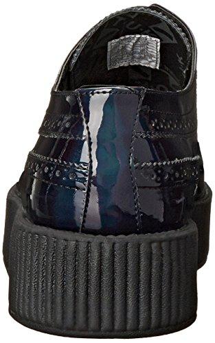 TUK - Viva Mondo Hi Av8949, Sneaker Unisex – Adulto Nero (Black (nero))