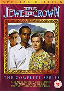 The Jewel In The Crown: The Complete Series [DVD]