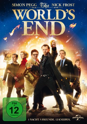 The World's End (Hot Männer Griechische)