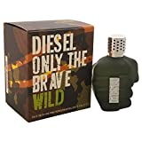 Diesel Only The Brave Wild EDT Vapo, 75 ml