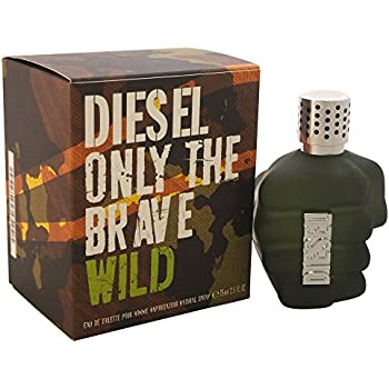 Only The Brave Iron Man Limited Edition By Diesel Eau De Toilette