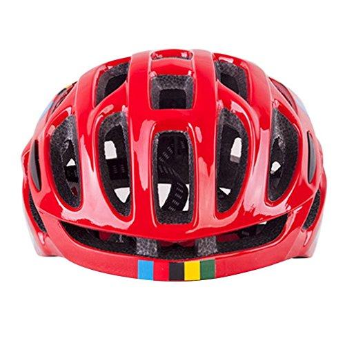 GodChos Fahrradhelm, spezialisiert für Herren und Damen, Sicherheitsschutz für Mountain/Rennrad