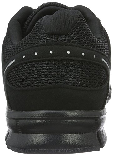 Fila Comet Run Low, Sneakers basses homme Schwarz (Black/Black)