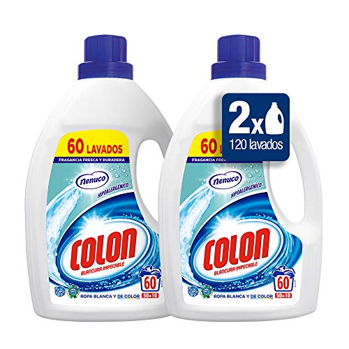 Colon Detergente para Ropa Líquido Fragancia Nenuco