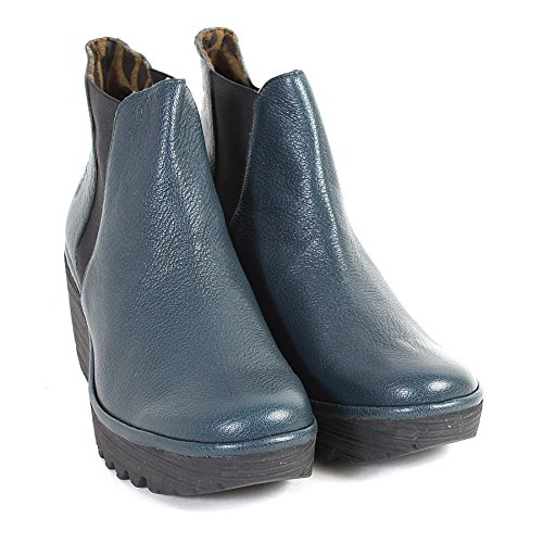Fly London Yoss Boots - Stivali da donna Blu (Reef)