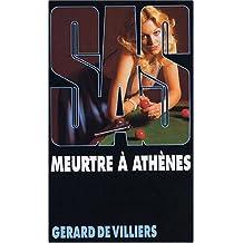 SAS 44 meurtre à Athénes