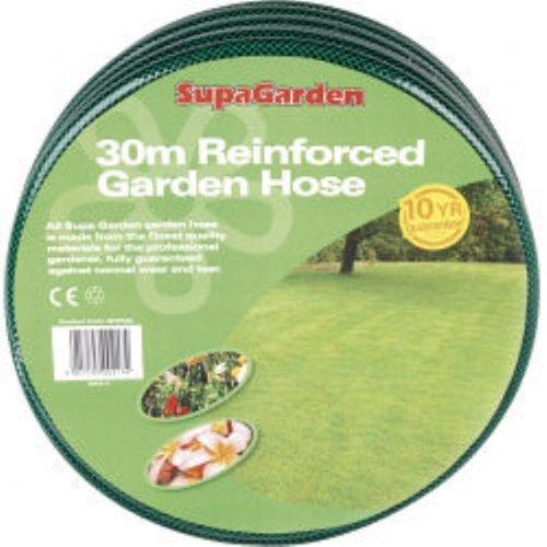 Preisvergleich Produktbild verstärkt Gartenschlauch 30m