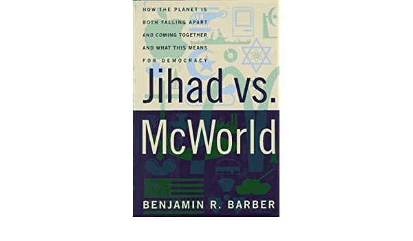 jihad vs mcworld article