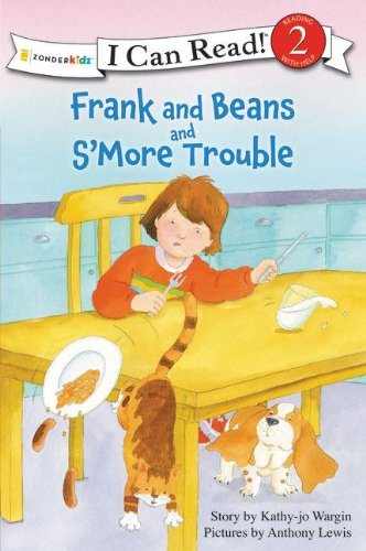 Frank and Beans and S'more Trouble