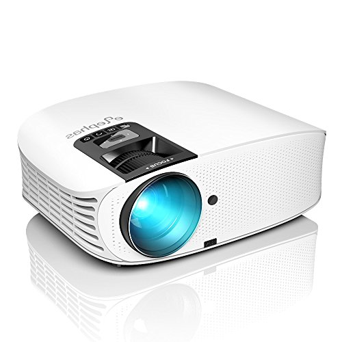 ELEPHAS Projector, 5000 Lumens H...