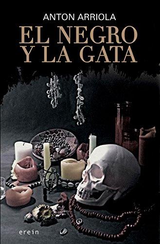 El Negro y la Gata por Anton Arriola