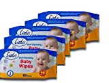 Little's Soft Cleansing Baby Wipes (80 C...