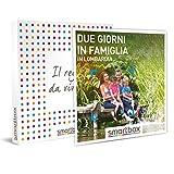 smartbox - Cofanetto Regalo - Due Giorni in Famiglia in Lombardia - Idee Regalo - 1 Notte con Colazione per 2 Adulti e 2 Bambini