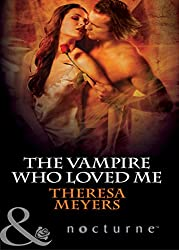 The Vampire Who Loved Me (Mills & Boon Nocturne) (Sons of Midnight, Book 4)