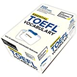 Essential TOEFL Vocabulary (flashcards): 500 Flashcards with Need-to-Know TOEFL Words, Definitions, Pronunciations, and Terms in Context (College Test Preparation)