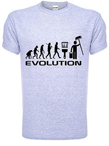 Herren-T-Shirt mit Aufschrift