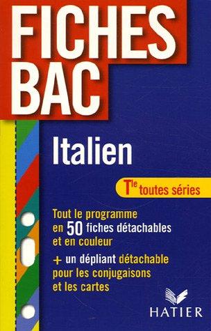 Italien Tle Toutes séries