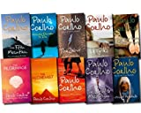 Paulo Coelho Collection 10 Books Set (The Alchemist, Eleven Minutes, The Fift...