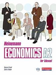 Heinemann Economics for Edexcel: A2 Student Book