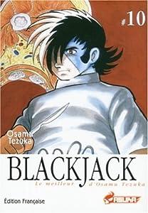 Black Jack Edition simple Tome 10